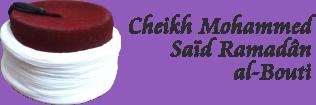 Cheikh al-Boutî